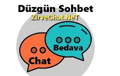 Düzgün sohbet siteleri