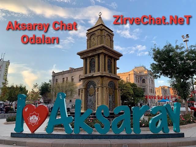 Aksaray chat odaları
