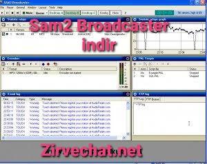 Sam2 broadcaster indir
