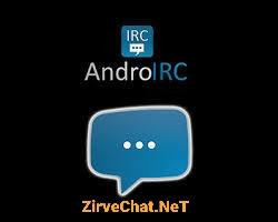 Androirc mobil sohbet programı