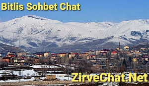 Bitlis sohbet bitlis chat odaları