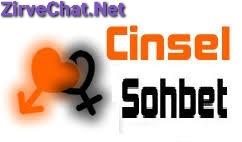 Cinsel chat cinsel sohbet odaları