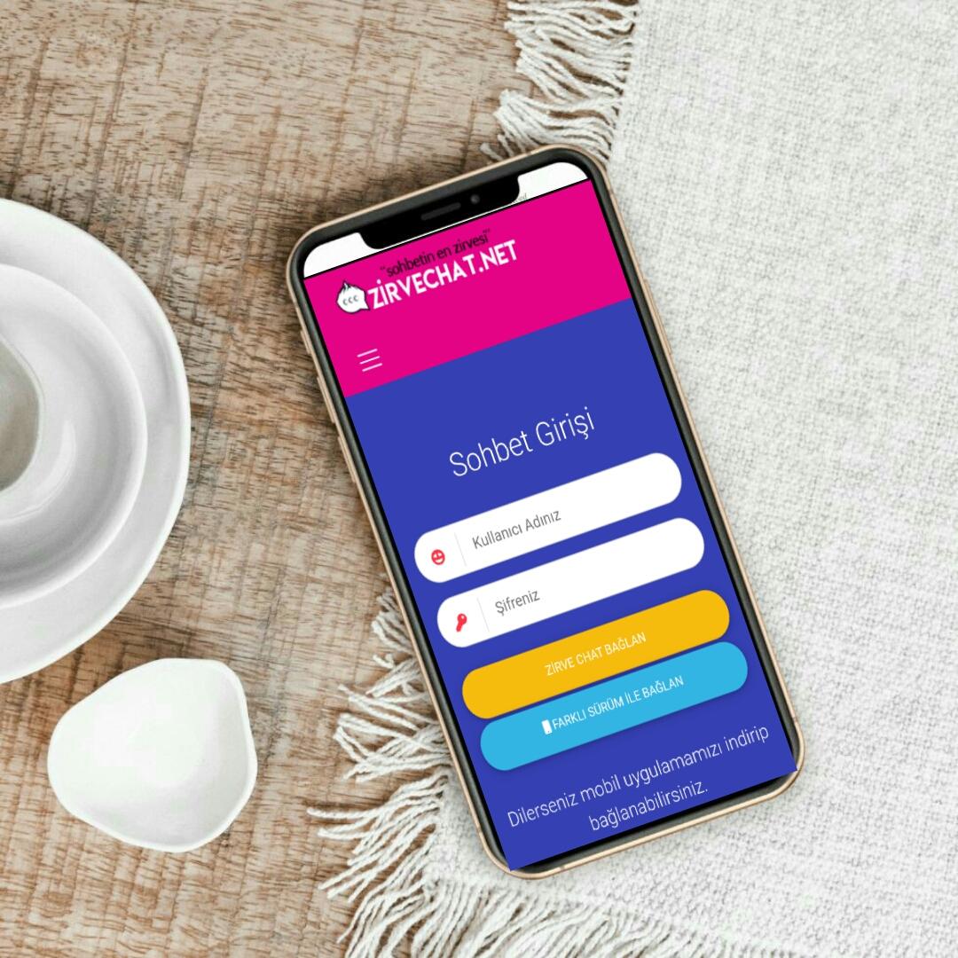 Zirve mobil chat odaları