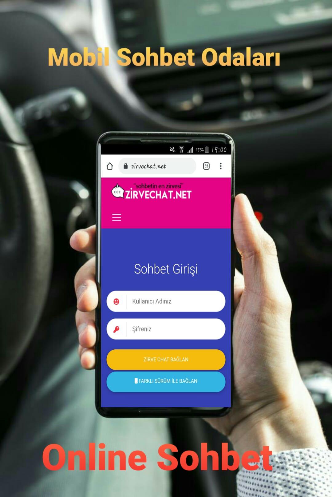 Mobil Sohbet Zirvechat