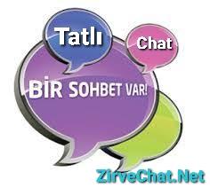 Tatlı sohbet tatlı chat odaları