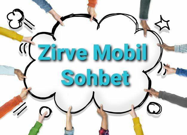 Zirve.net Mobil Sohbet chat