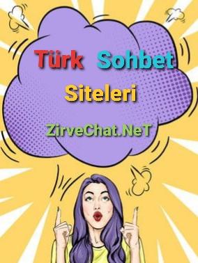 Türk sohbet siteleri