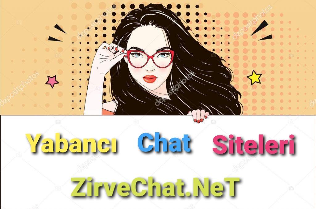Yabancı chat siteleri