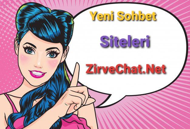 Yeni chat yeni sohbet siteleri
